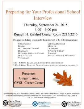 Interview Workshop 2015